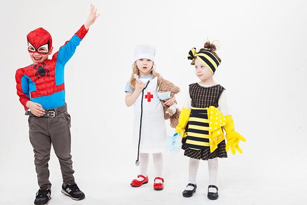幼児やこどもも楽しめるハロウィンパーティーのゲームと食べ物は?