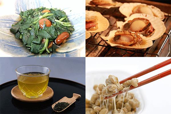 葉酸を含む食べ物・飲み物・サプリの一覧ランキング!