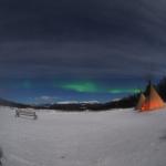 カナダのオーロラツアーへ!現地(ホワイトホース)体験記