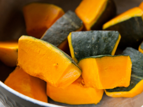 かぼちゃの保存方法・期間。冷凍、冷蔵のどちらが良い?