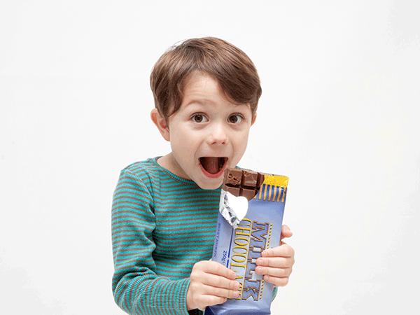 チョコレート食べる時間はいつが良い?